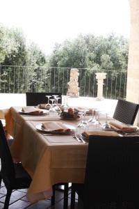 Masseria Ruri Pulcra, Hotel  Patù - big - 84
