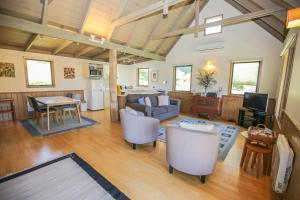 Crabapple Cottage, Case vacanze  Harrietville - big - 11