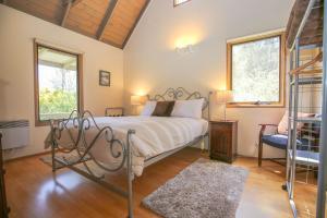 Crabapple Cottage, Case vacanze  Harrietville - big - 9
