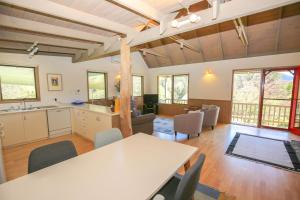 Crabapple Cottage, Case vacanze  Harrietville - big - 16