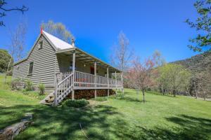 Crabapple Cottage, Case vacanze  Harrietville - big - 25