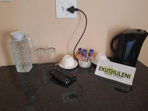 Ekuthuleni Guest House - Soweto, Penziony  Johannesburg - big - 9
