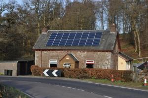 Albergues - Bridgehill Cottage Bed & Breakfast