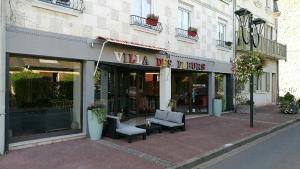 La villa des fleurs - Deauville