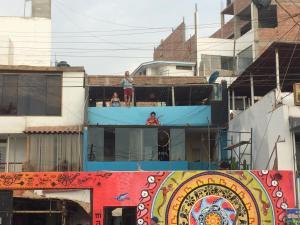 Mandala Youth Hostel, Hostely  Huanchaco - big - 9