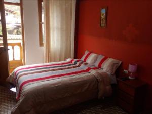Hostal Incanto, Guest houses  Ollantaytambo - big - 19