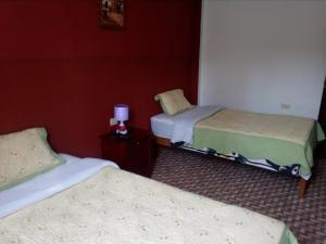 Hostal Incanto, Guest houses  Ollantaytambo - big - 12