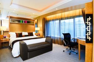 Sofitel Xian On Renmin Square, Hotels  Xi'an - big - 29