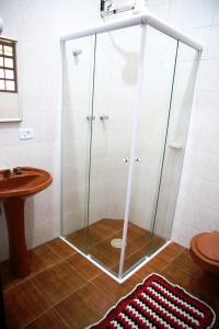 Casa em Águas de Lindóia, Дома для отпуска  Агуас-ди-Линдоя - big - 10
