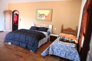 Casa em Águas de Lindóia, Дома для отпуска  Агуас-ди-Линдоя - big - 26