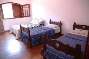 Casa em Águas de Lindóia, Дома для отпуска  Агуас-ди-Линдоя - big - 36