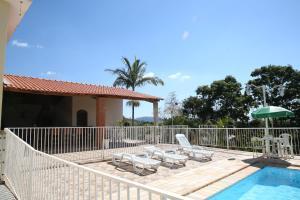 Casa em Águas de Lindóia, Дома для отпуска  Агуас-ди-Линдоя - big - 42