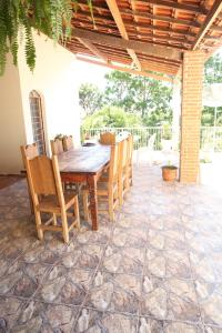 Casa em Águas de Lindóia, Дома для отпуска  Агуас-ди-Линдоя - big - 44