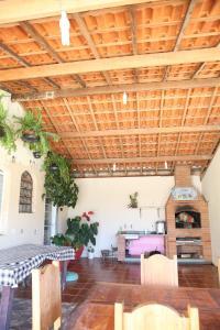 Casa em Águas de Lindóia, Дома для отпуска  Агуас-ди-Линдоя - big - 46
