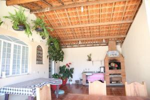 Casa em Águas de Lindóia, Дома для отпуска  Агуас-ди-Линдоя - big - 47