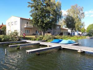 Boootshaus - Am Spreeufer - Friedland