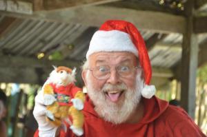 Santa Claus Hilltop - Tinitian