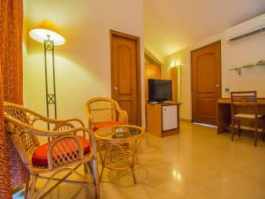 Casa Amarilla 1BR Stay in Panjim Goa, Apartmanok  Marmagao - big - 17