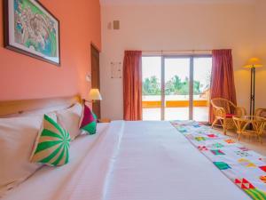 Casa Amarilla 1BR Stay in Panjim Goa, Apartmanok  Marmagao - big - 9