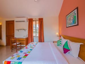 Casa Amarilla 1BR Stay in Panjim Goa, Apartmanok  Marmagao - big - 34
