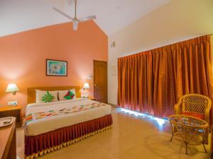 Casa Amarilla 1BR Stay in Panjim Goa, Apartmány  Marmagao - big - 11