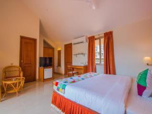 Casa Amarilla 1BR Stay in Panjim Goa, Apartmanok  Marmagao - big - 28