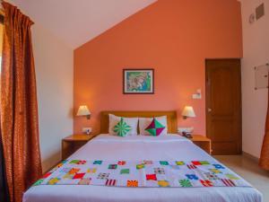 Casa Amarilla 1BR Stay in Panjim Goa, Apartmanok  Marmagao - big - 32