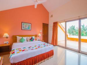 Casa Amarilla 1BR Stay in Panjim Goa, Apartmány  Marmagao - big - 16