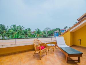 Casa Amarilla 1BR Stay in Panjim Goa, Apartmanok  Marmagao - big - 24