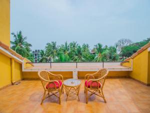 Casa Amarilla 1BR Stay in Panjim Goa, Apartmány  Marmagao - big - 21