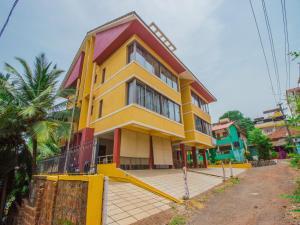 Casa Amarilla 1BR Stay in Panjim Goa, Apartmanok  Marmagao - big - 29