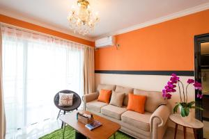 Changlong Star Loft Apartment, Apartmanok  Kuangcsou - big - 52