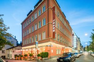 emblème de l'établissement Best Western Plus Hotel Zürcherho