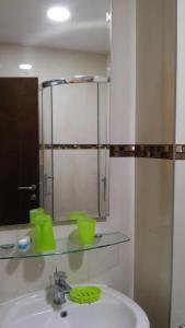 Natalija Twister Apartment, Appartamenti  Budua - big - 31