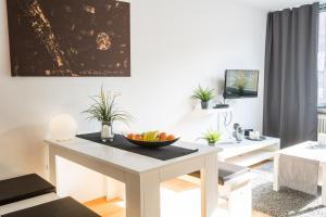 Appartementhaus Beckergrube, Ferienwohnungen  Lübeck - big - 5