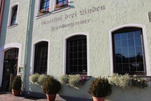 Gasthof Drei Linden - Hallstadt