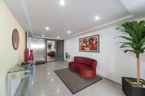 Luxuoso Quarto E Sala Mobiliado