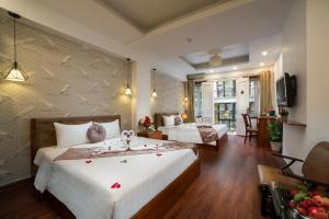 Hanoi Gortage Hotel & Travel