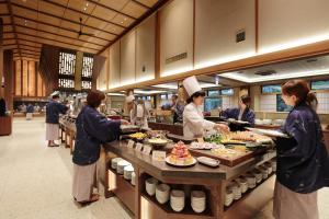 Hakodate Hotel Banso, Hotels  Hakodate - big - 56