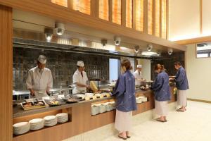 Hakodate Hotel Banso, Hotels  Hakodate - big - 52