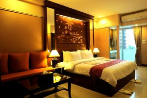 Mariya Boutique Hotel At Suvarnabhumi Airport, Hotely  Lat Krabang - big - 80