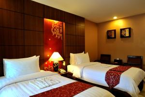 Mariya Boutique Hotel At Suvarnabhumi Airport, Hotely  Lat Krabang - big - 86