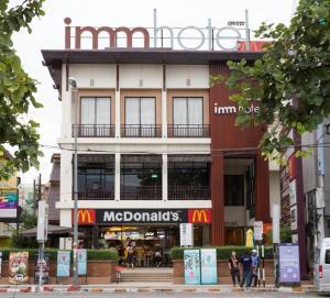 Imm Hotel Thaphae Chiang Mai
