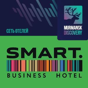 Отель SMART BUSINESS, Мурманск