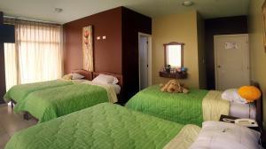 LF Hotel, Hotel  Puyo - big - 5