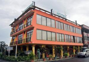 LF Hotel, Hotel  Puyo - big - 1