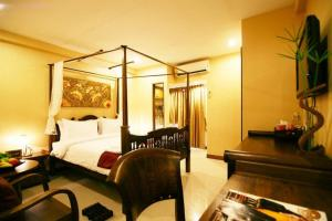 Mariya Boutique Hotel At Suvarnabhumi Airport, Hotely  Lat Krabang - big - 96
