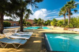 Location gîte, chambres d'hotes Camping La Pinède Enchantée dans le département Pyrénées Orientales 66