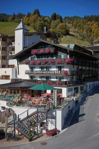 Stammhaus Wolf im Hotel Alpine Palace