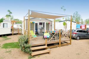 Camping Domaine La Yole - Hotel - Vendres